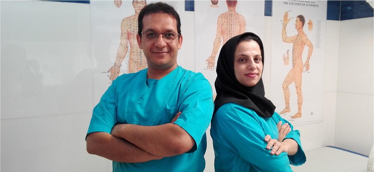Dr Mehdy Ghaeminia & Dr Sogand Zarei